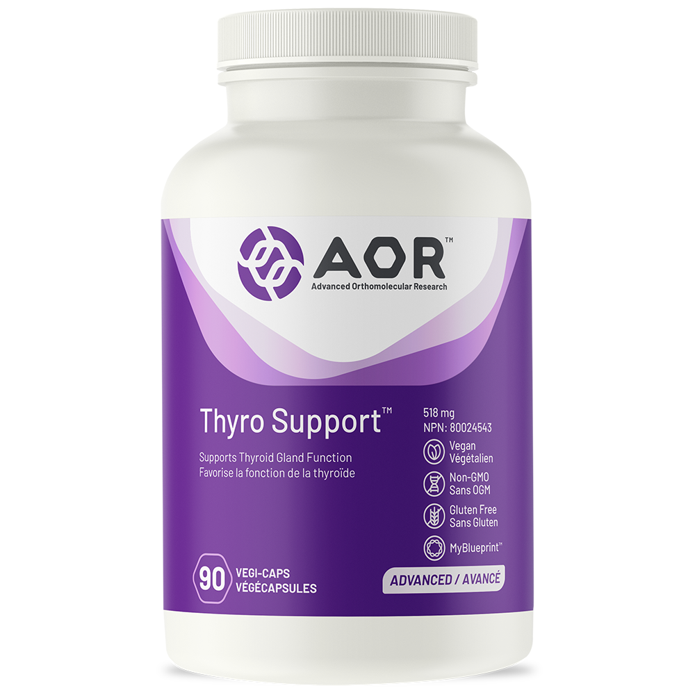 AOR Thyro Support – 90 Vegi-caps