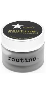 Routine Natural Deodorant  - CDN SuperStar - activated charcoal - 58ml