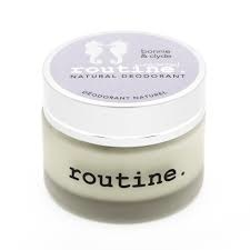 Routine Natural Deodorant  - CDN Bonnie & Clyde - 58ml