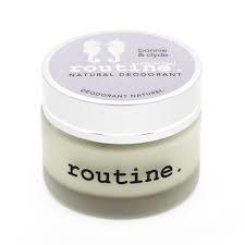 Routine Natural Deodorant  - CDN Bonnie & Clyde - 58ml