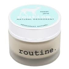 Routine Natural Deodorant  - CDN Sweet Jane - 58g
