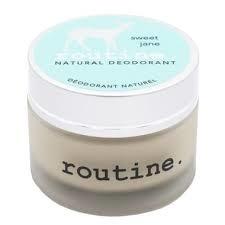 Routine Natural Deodorant  - CDN Sweet Jane - 58g