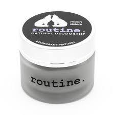 Routine Natural Deodorant  - CDN NEW Moon Sisters - 58 g