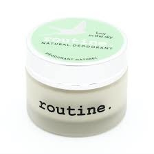 Routine Natural Deodorant  - CDN Lucy in the Sky-58ml