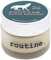 Routine Natural Deodorant  - CDN Like a Boss-58ml