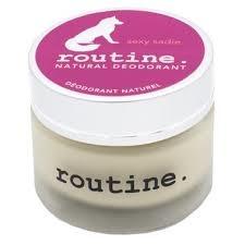 Routine Natural Deodorant  - CDN Sexy Sadie-58 g