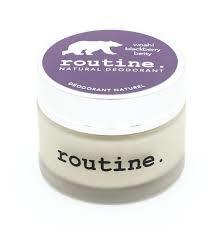 Routine Natural Deodorant  - CDN Blackberry Betty - 58ml