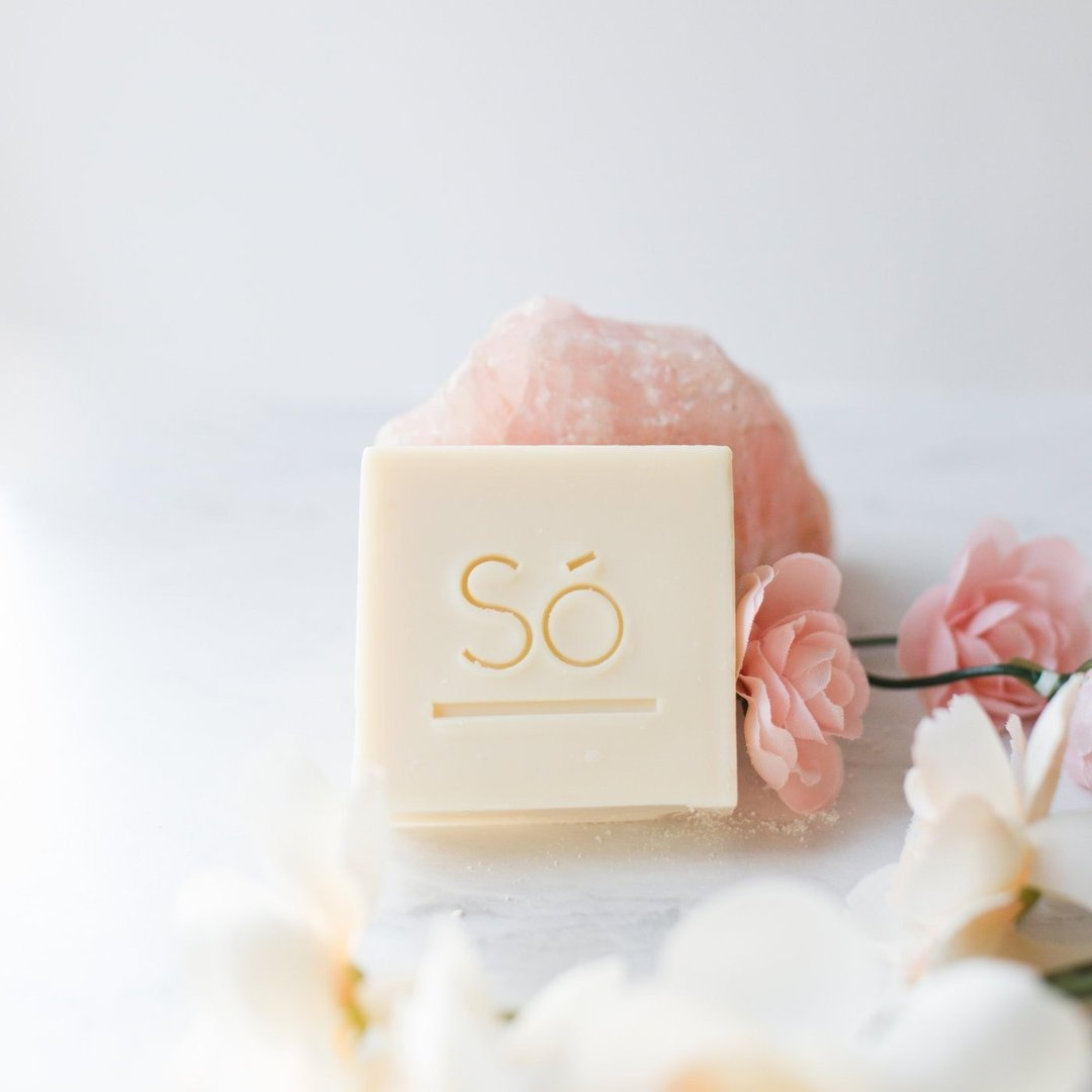 So Luxury Cleansing Bar - Lather 65g