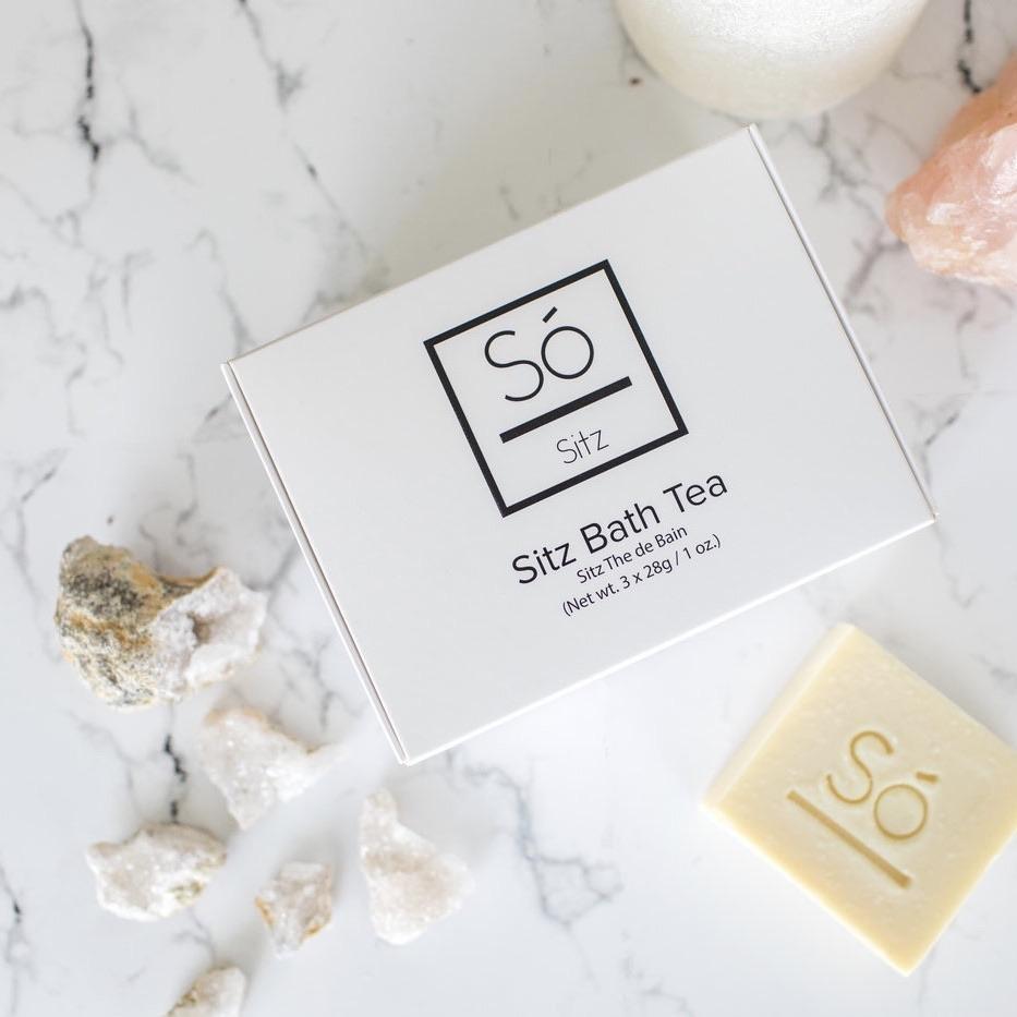 So Luxury Sitz Bath Tea - 3 x 28g