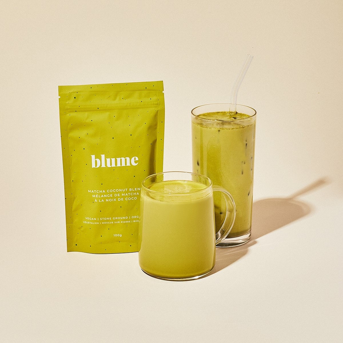 Blume Matcha Coconut Blend - 100g