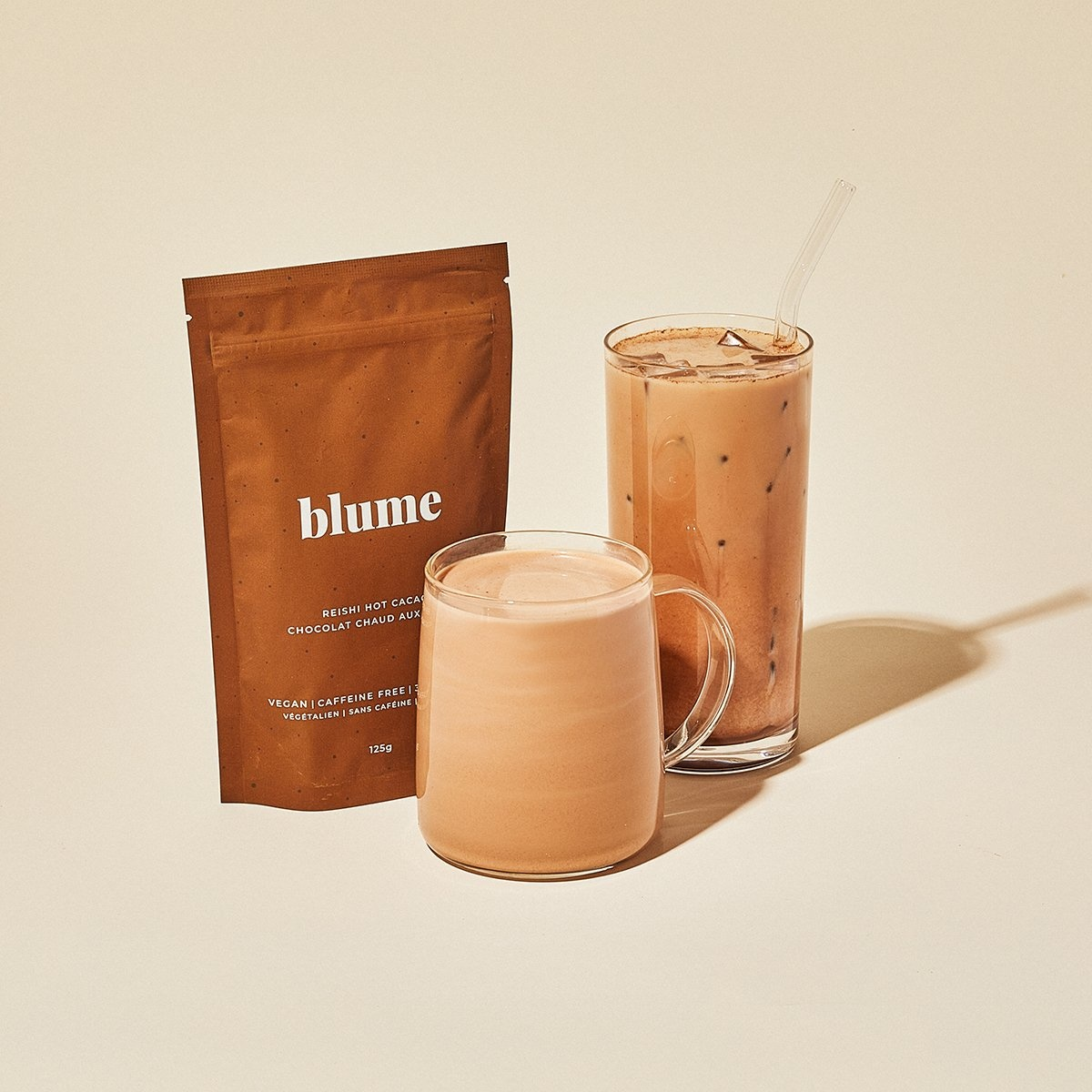 Blume Reishi Hot Chocolate - 125g