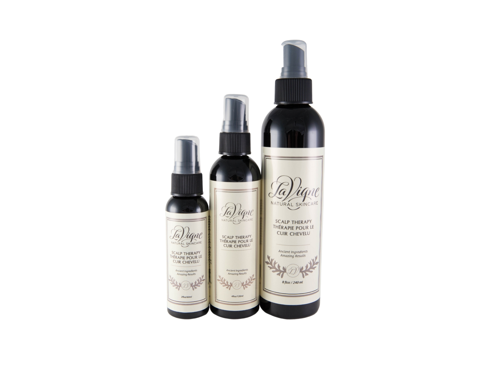 Lavigne Organics Scalp Therapy leave-in treatment - 60 ml