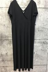 PRETTY WOMEN 476 RUFFLE SLEEVE DRESS