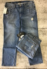 SILVER JEANS FRISCO STRAIGHT S295