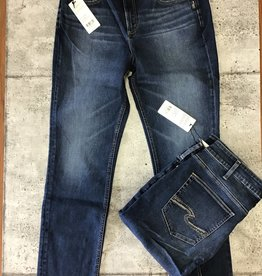 SILVER JEANS AVERY STRAIGHT G313