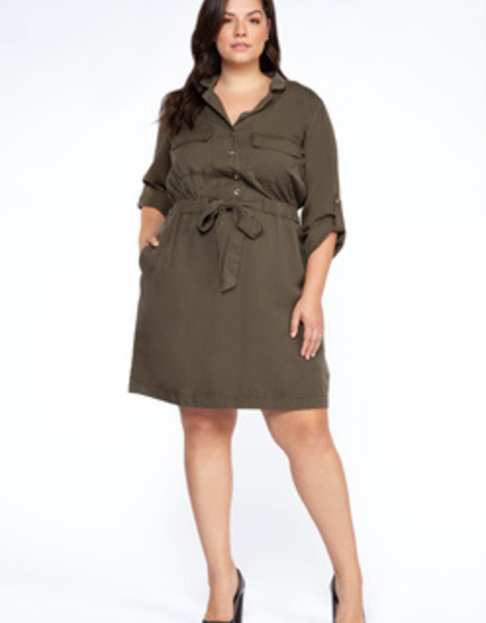DEX SHIRT DRESS 1572258