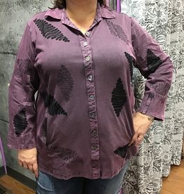 Parsley and Sage VALERIE SHIRT 20F540G1