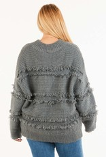 MISCELLANEOUS ANGEL HAIR PULL OVER