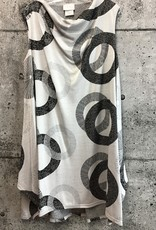 Artex ENDLESS RING SLEEVELESS DRESS 6050