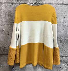 Artex MID STRIPE SWEATER 7634