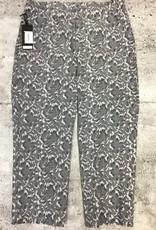 Artex GREY FLORAL PANT 9209