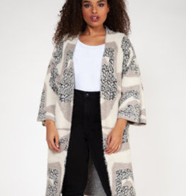 DEX PATCHWORK CARDIGAN 1677294