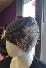 Canadian Hat BRAIDED BEANIE