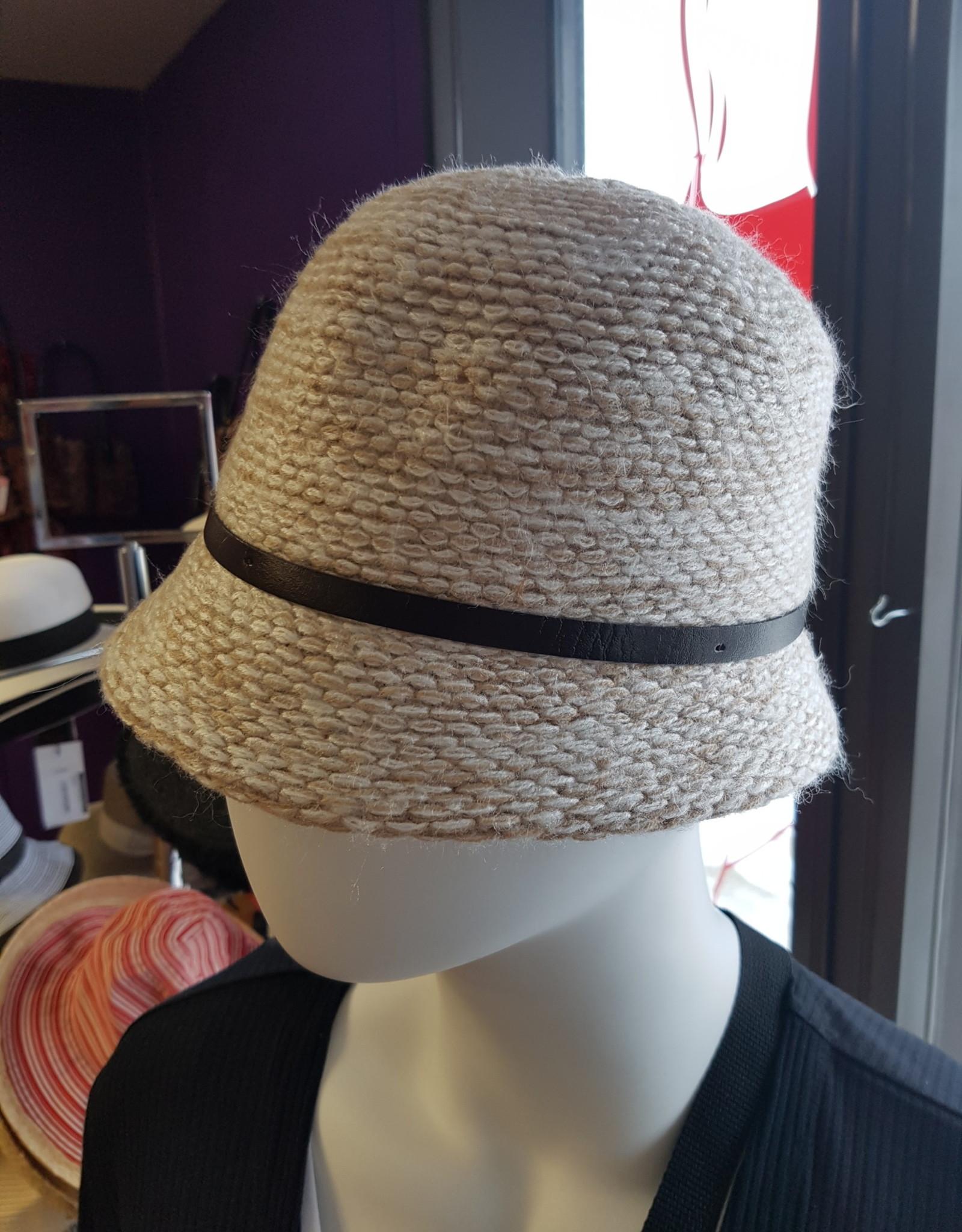 Canadian Hat CLOTILDE TEXTURED CLOCHE