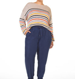 DEX RAINBOW STRIPE SWEATER 1677005