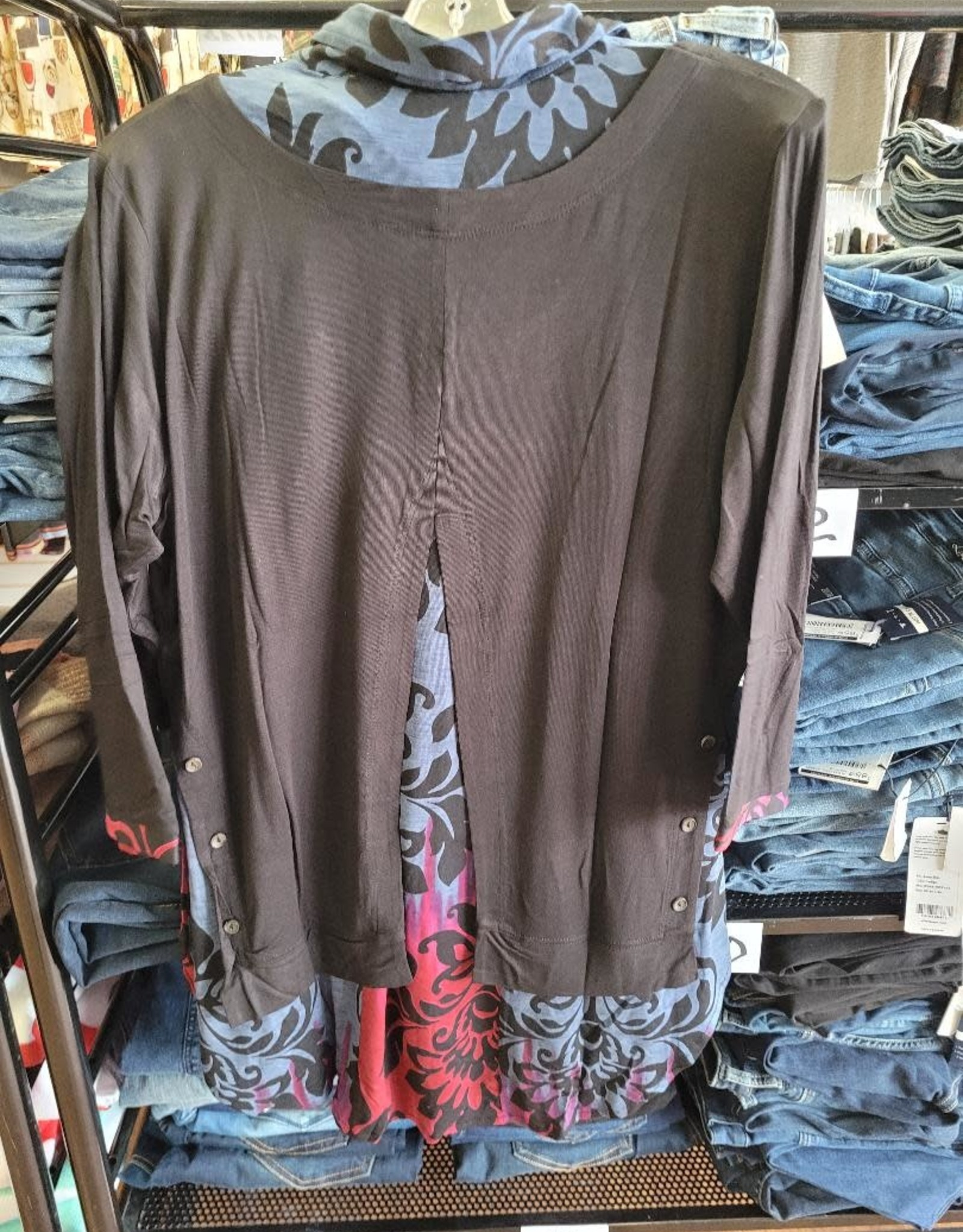 Parsley and Sage KENDRA TUNIC  20W216T17