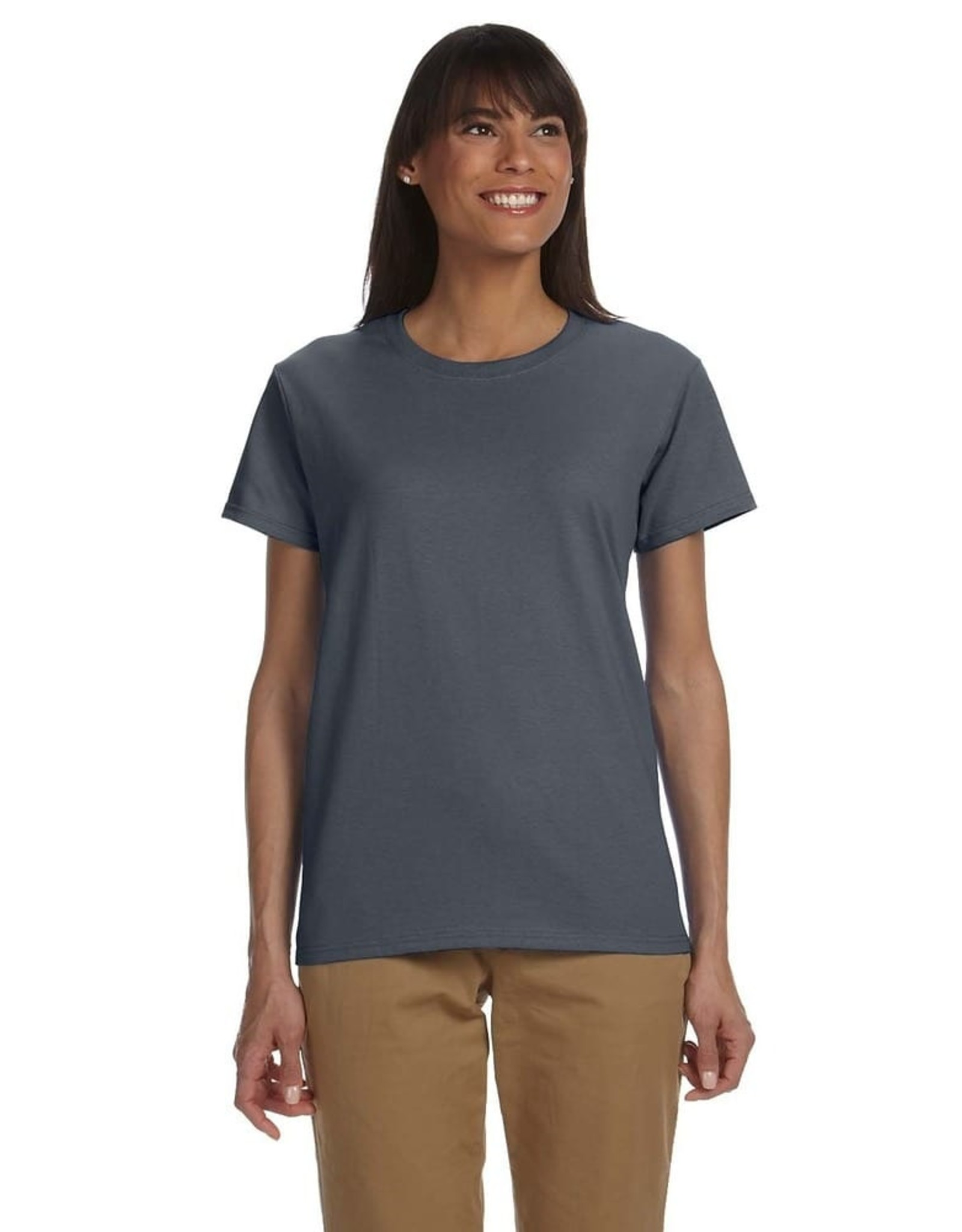 GILDAN T-SHIRTS Gildan G200L - LADIES, SEVERAL  COLORS