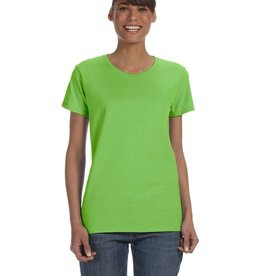 GILDAN T-SHIRTS G500L - LADIES, SEVERAL COLORS