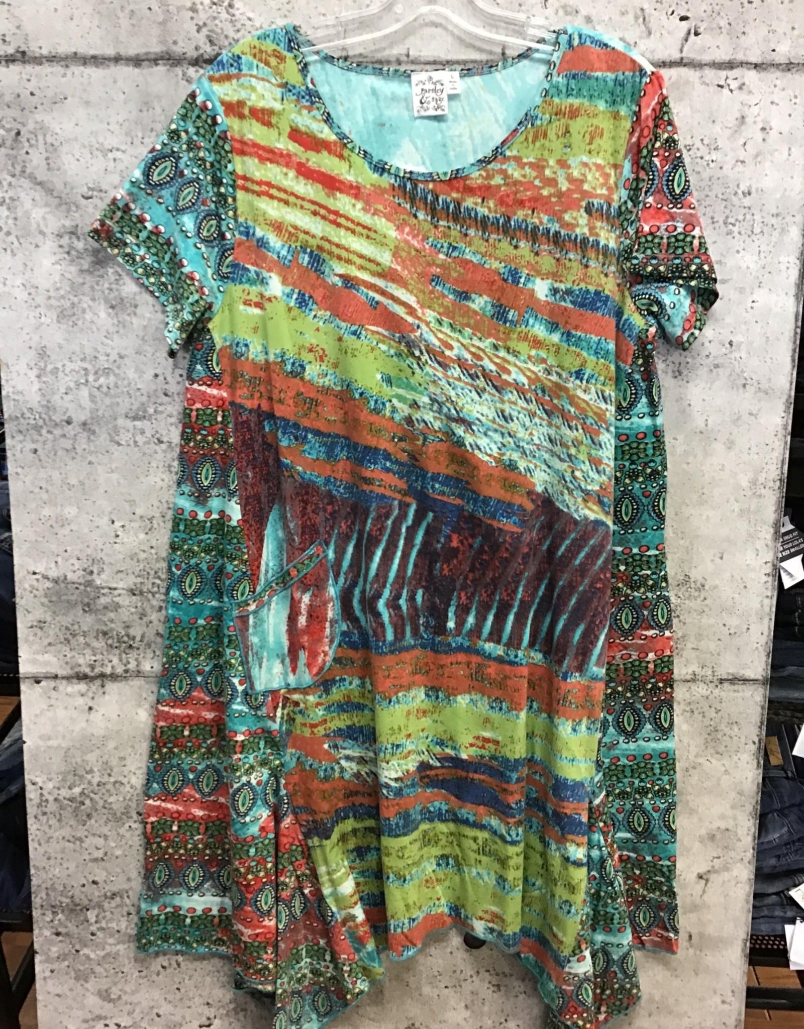 Parsley and Sage KELVA DRESS 21T07D