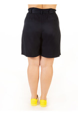 DEX TENCEL SHORT 1772792 navy or taupe