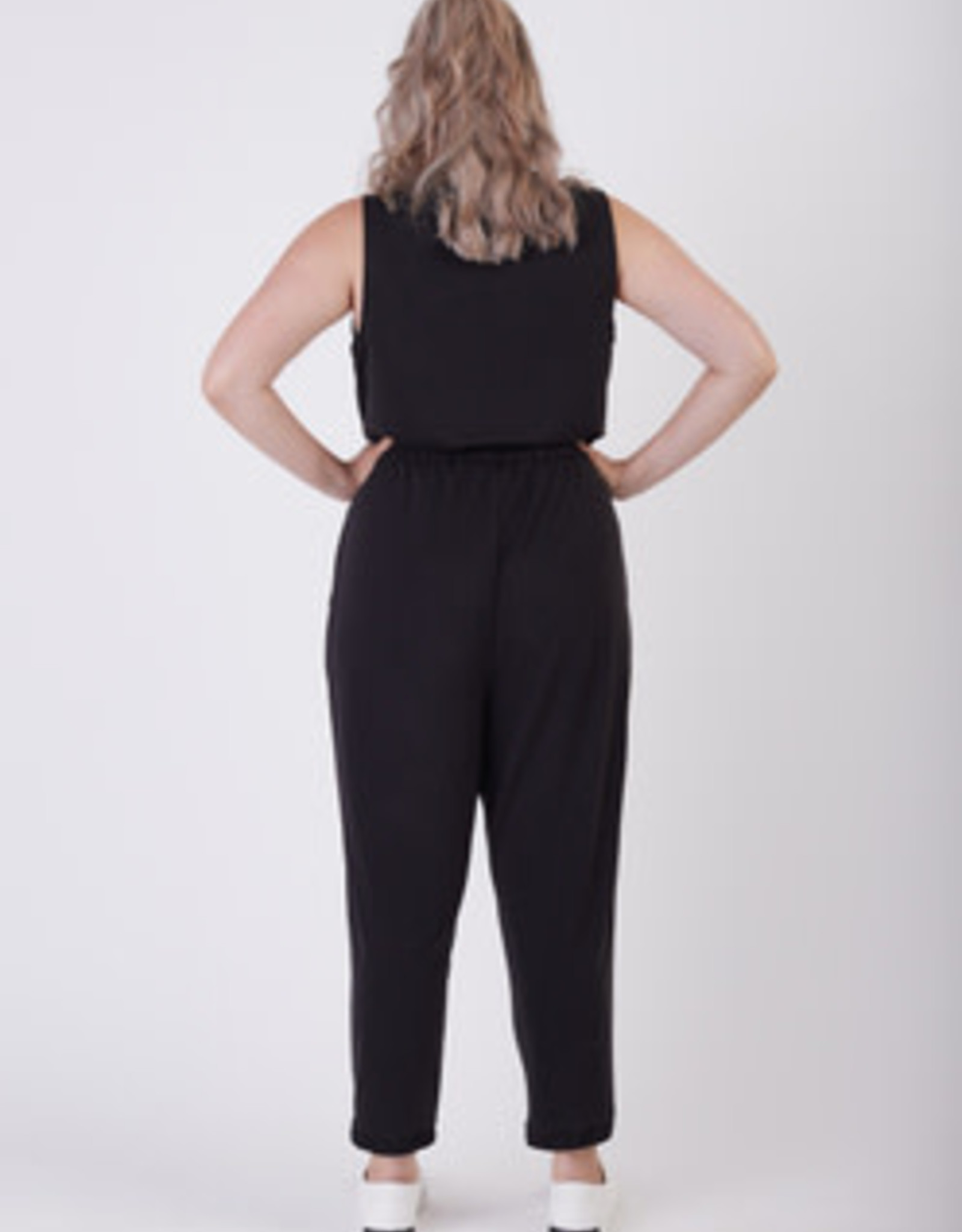 DEX WRAP JUMPSUIT 1772023