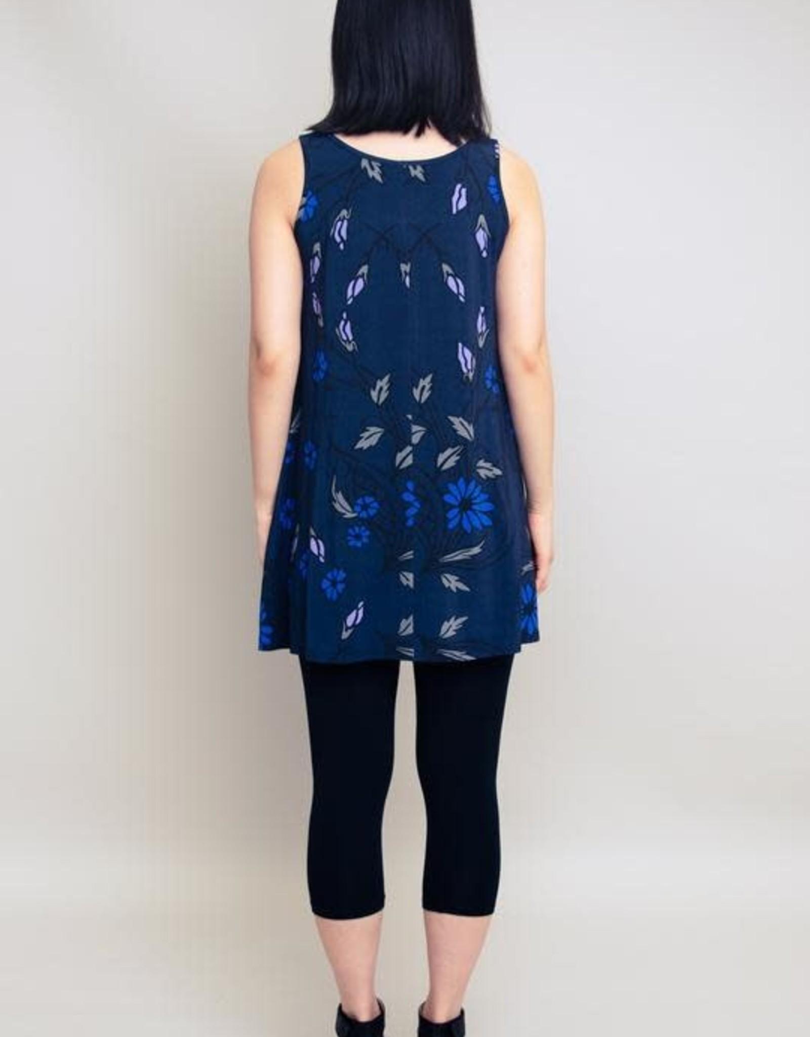 BLUE SKY SPIRIT DRESS - TWO PATTERNS
