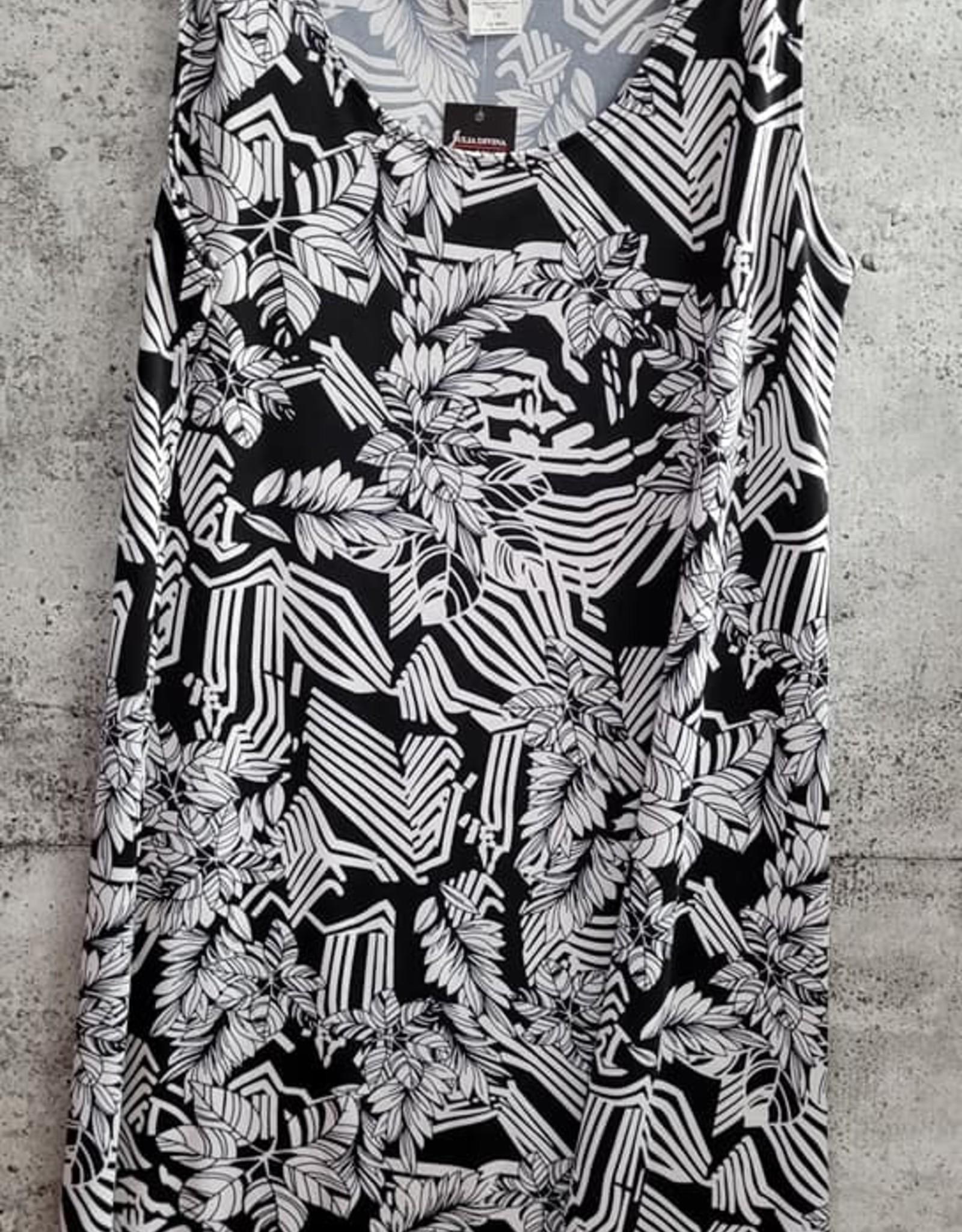 JULIA DIVINA TANK DRESS 1001X