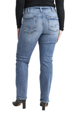 SILVER JEANS AVERY SLIM BOOT X263 33IN INSEAM