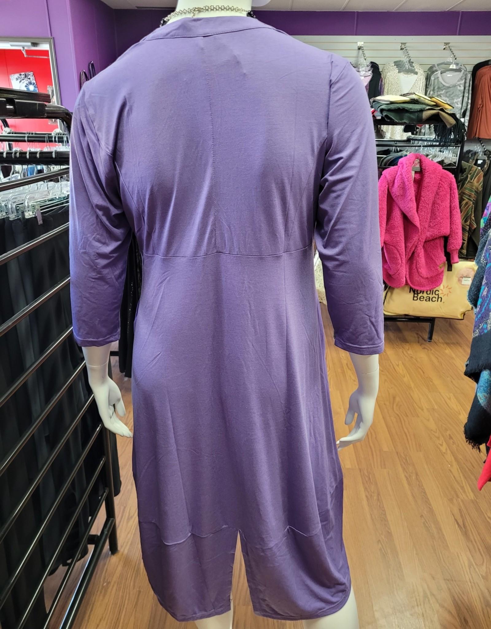 NYAH PRINCESS CUT DRESS YP00464