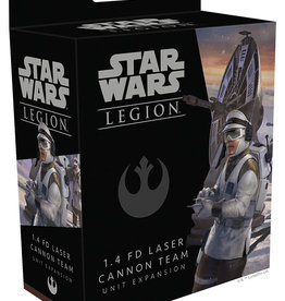 Fantasy Flight Games Star Wars Legion: 1.4D Laser Cannon Team