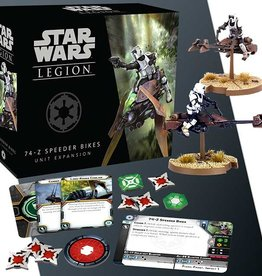 Fantasy Flight Games Star Wars Legion: 74-Z Speeder Bikes