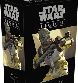 Fantasy Flight Games Star Wars Legion: Bossk