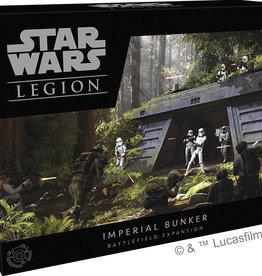 Fantasy Flight Games Star Wars Legion: Imperial Bunker Battlefield