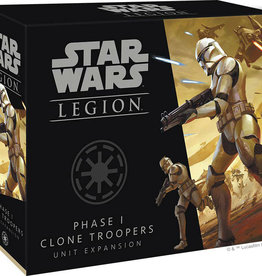 Fantasy Flight Games Star Wars Legion: Phase 1 Clone Troopers