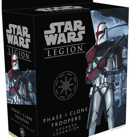 Fantasy Flight Games Star Wars Legion: Phase 1 Clone Troopers Upgrade