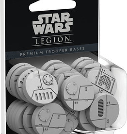Fantasy Flight Games Star Wars Legion: Premium Trooper Bases