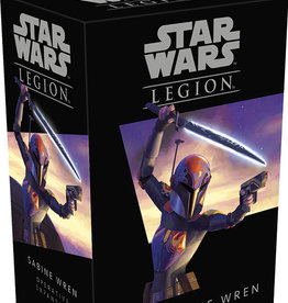 Fantasy Flight Games Star Wars Legion: Sabine Wren