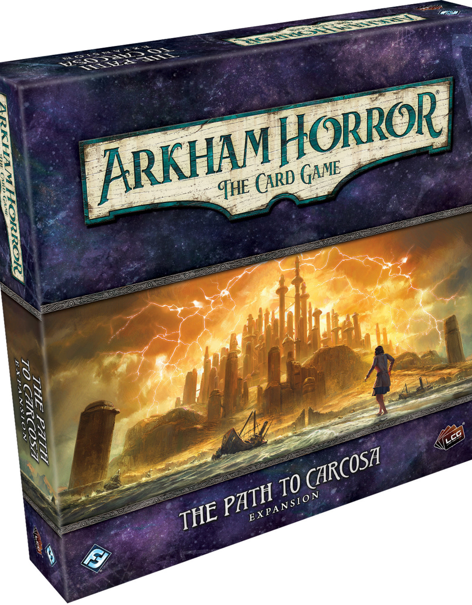 Fantasy Flight Games Arkham Horror LCG: The Path to Carcosa