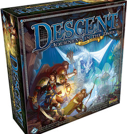 Fantasy Flight Games Descent: Journeys in the Dark 2E