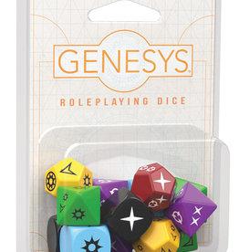 Fantasy Flight Games Genesys RPG: Dice